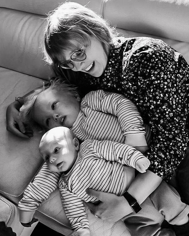GETUIGENIS Siri's zoontje Eben (3) lijdt aan de ziekte van Tay-Sachs: 'Het besef dat we binnenkort afscheid van hem moeten nemen komt heel hard binnen'