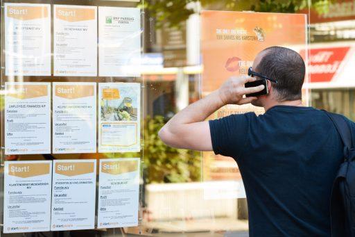 En Europe, le chômage est un problème pour plus tard…
