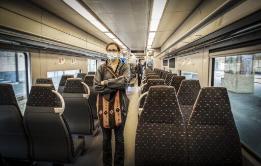 Se rendre à la mer en train : pas de système de réservation, mais une communication boostée