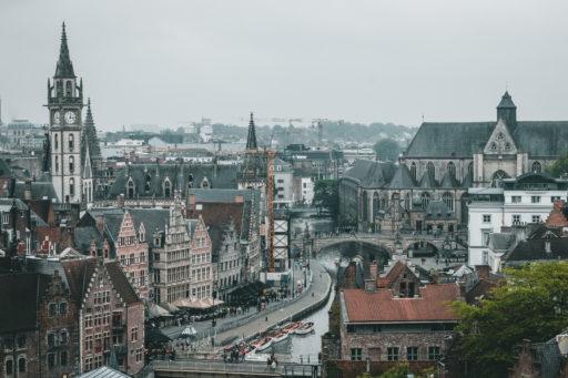 2019, année exceptionnelle pour l'immobilier: Gand, Bruxelles et Anvers sont villes les plus chères du pays