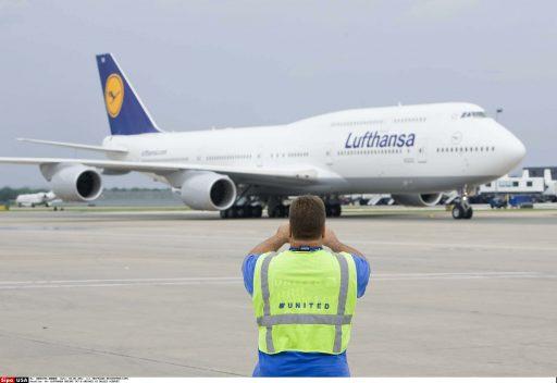 Duitsland overweegt om bijna alle luchtverkeer stil te leggen