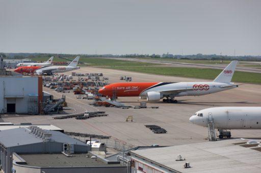 Le meilleur aéroport 'cargo' du monde est Belge