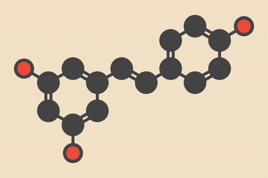 resveratrol-molecule