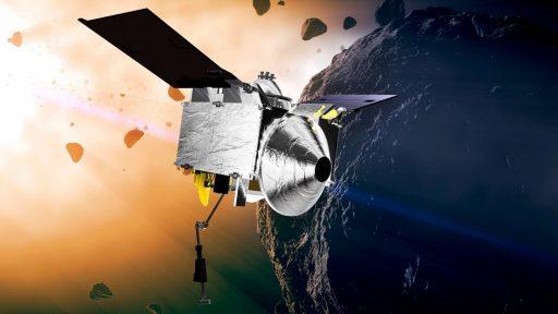 Prélever un échantillon sur un astéroïde de 500m à 330 millions de km: le défi que se lance ce soir la sonde Osiris-Rex
