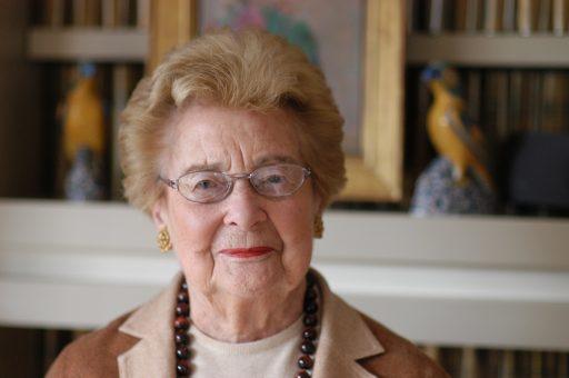 Minister van staat en DéFI-boegbeeld Antoinette Spaak (92) overleden