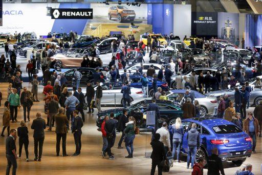 Les organisateurs du Salon de l'auto sont bien décidés à revenir en janvier prochain à Bruxelles
