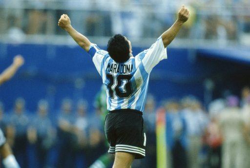 God heeft zijn hand terug: Diego Maradona is op zestigjarige leeftijd overleden
