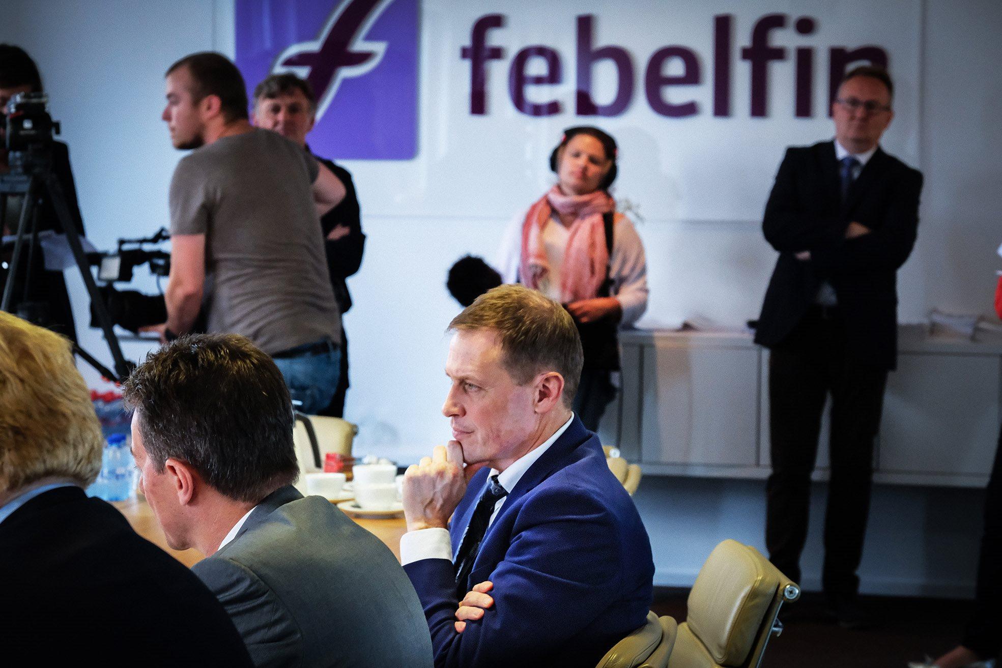 Febelfin heeft aangekondigd dat ons land al voor 44,5 miljoen euro aan instantbetalingen heeft uitgevoerd. - Isopix