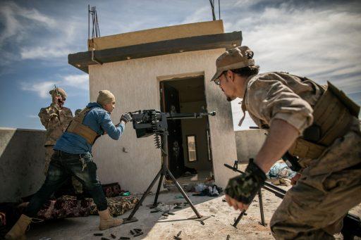 Wapenstilstand in Libië voedt hoop op einde burgeroorlog