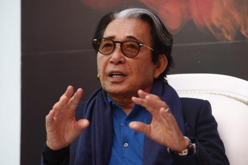 Japanse modeontwerper Kenzo (81) overleden aan coronavirus