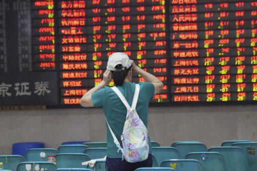 Europese beurzen tekenen in  op Chinees optimisme