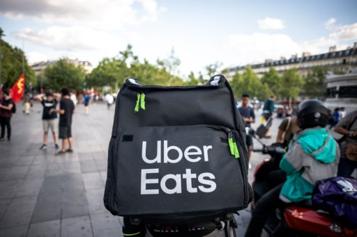 Omzet Uber stuikt in elkaar, maar maaltijdbestellingen verdubbeld