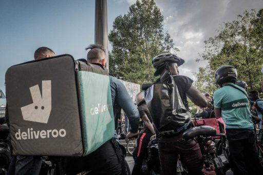 Investering Amazon in maaltijdbezorger Deliveroo kan dan toch doorgaan