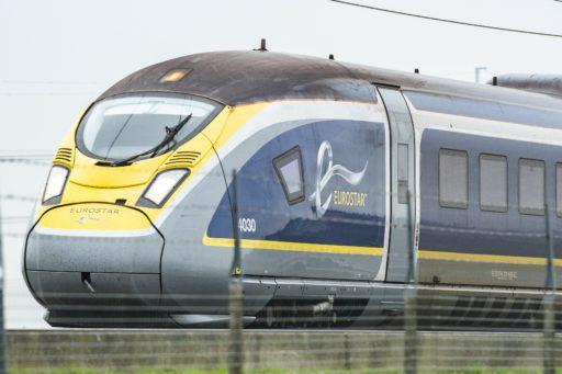 Eurostar reed nog nooit zo snel (maar wel bijna leeg) van Amsterdam naar Londen