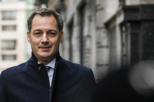 Alexander De Croo est le Premier ministre du gouvernement Vivaldi