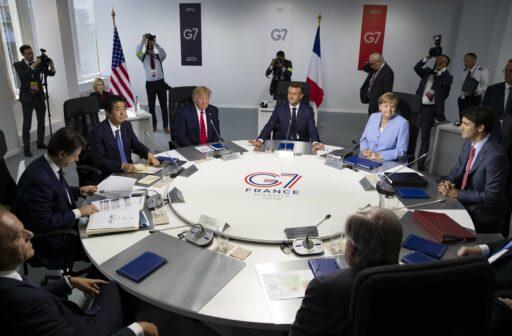Trump organisera un G7 élargi après les élections de novembre