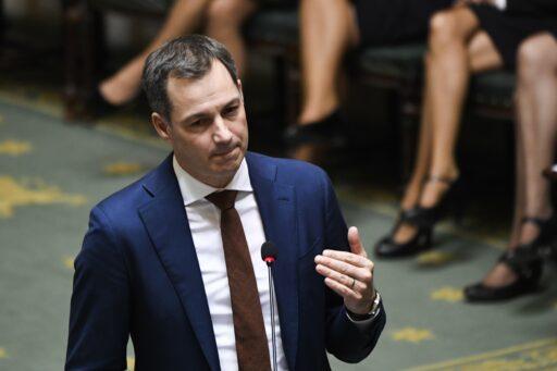 De Croo: 'Overlegcomité zal zich baseren op feiten en cijfers'