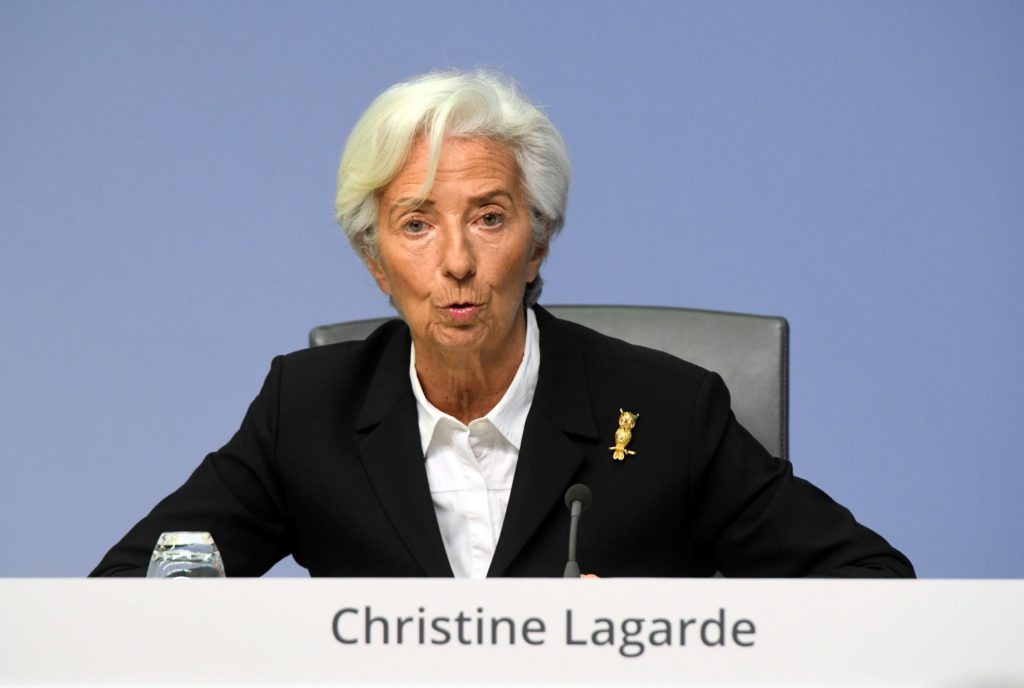 BCE : les entreprises ont soif de crédits, pas les ménages