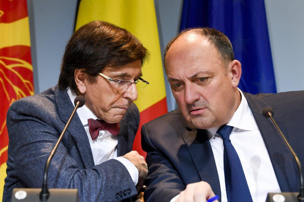 Entre ambitions internationales et relocalisation: la Wallonie sort ses plans