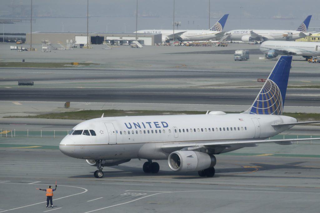 36.000 emplois menacés chez United Airlines