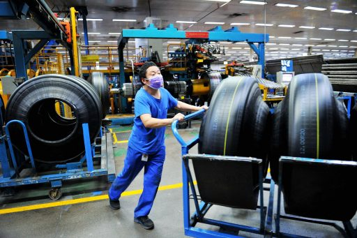 Chinese producenten van inferieure autobanden palmen na de VS, ook Europa in