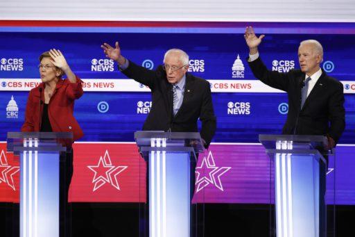 Biden voelt 'The Bern' niet: Waarschijnlijk geen plaats voor Bernie Sanders of Elizabeth Warren in zijn regering