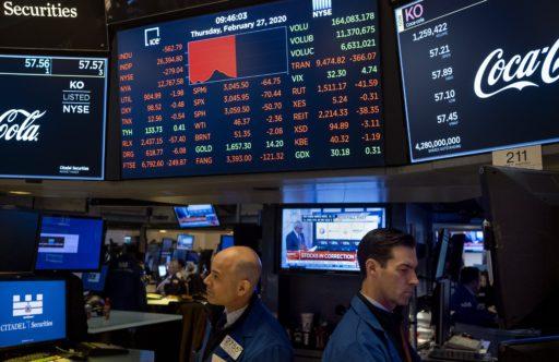 Wall Street beleeft slechtste week sinds maart, hoge vlucht van Big Tech ten einde