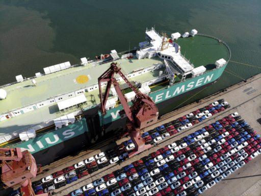 Pandemie of handelsoorlog, niets houdt pletwals China tegen op wereldwijde exportmarkten