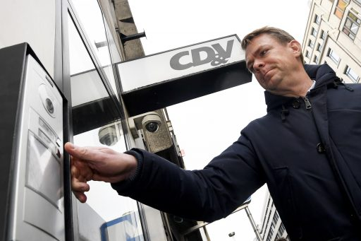 Hendrik Bogaert (CD&V) stemt tegen regeerakkoord De Croo I