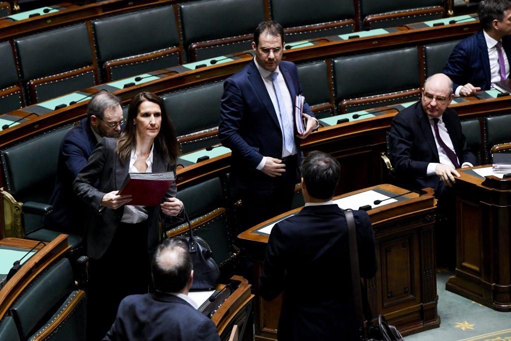 parlement Wilmès