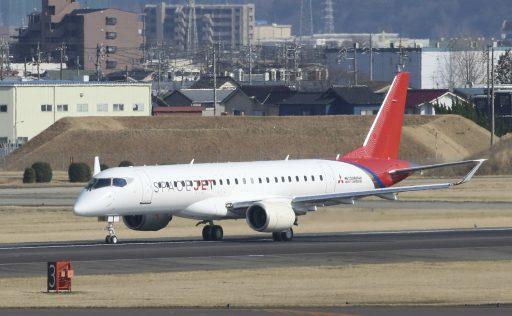 Le Japon n'est pas prêt de retrouver un avion de ligne: la pandémie pousse Mitsubishi à laisser son SpaceJet sur le tarmac
