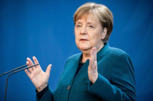 Duitsland gaat België achterna en gaat in 'gedeeltelijke lockdown'
