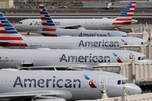 American Airlines brûle 44 millions de dollars… par jour