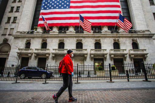 Wall Street connaît sa pire semaine et son pire mois depuis mars