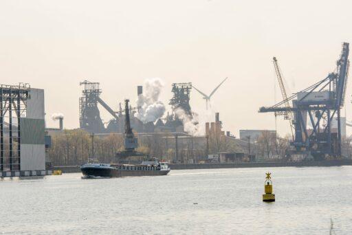 Drie Gentse havenbedrijven gaan hun CO2-uitstoot recycleren