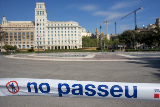 La Catalogne ferme ses frontières pour tenter de contenir l'épidémie
