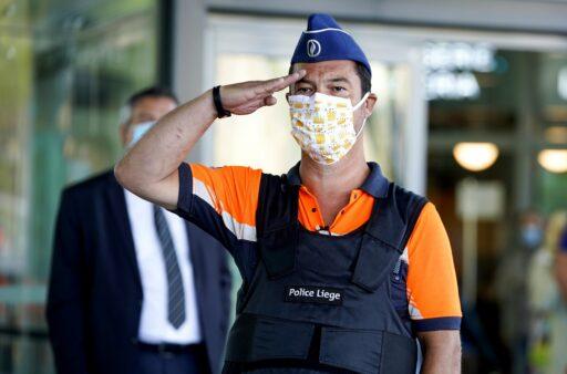 Masque obligatoire: une amende salée en cas de non-respect