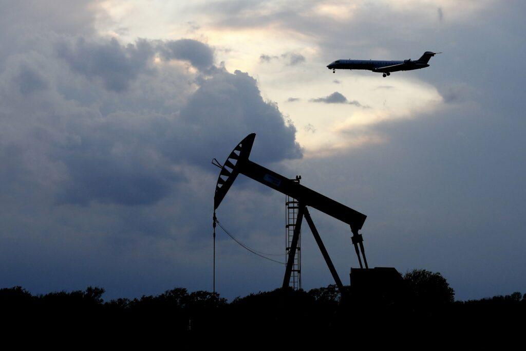 Olieproductie in Rusland