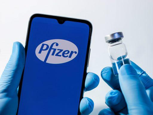 Pfizer is gestart met productie coronavaccin