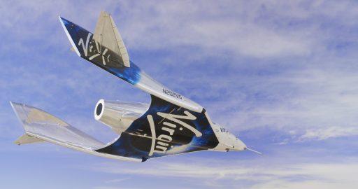En images: Virgin Galactic dévoile l'intérieur de son vaisseau spatial pour touristes fortunés