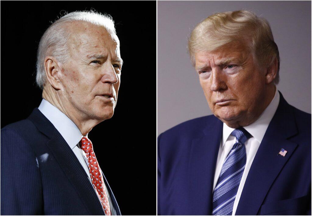 Biden of Trump? Dit denken jullie