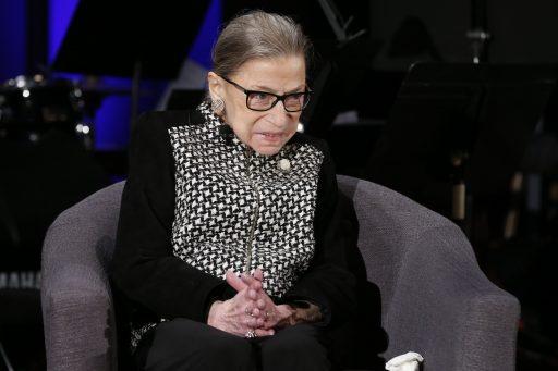 Ruth Bader Ginsburg (87), opperrechter aan het Amerikaanse Hooggerechtshof, is overleden