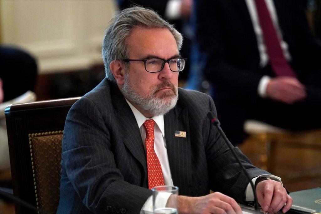 Andrew R. Wheeler, voorzitter van het EPA