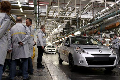'Re-factory': le site de Renault  qui va être converti en usine de recyclage