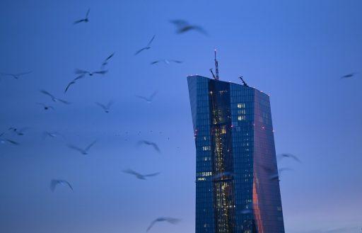 Hoofdeconoom ECB waarschuwt voor verzwakte economie