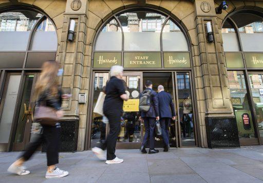 Iconisch luxewarenhuis Harrods ontslaat 700 mensen