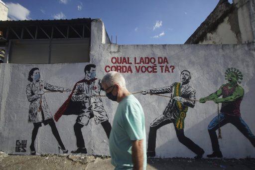 Brazilië stevent nu af op covid-apocalyps en dat is een probleem voor ons allemaal