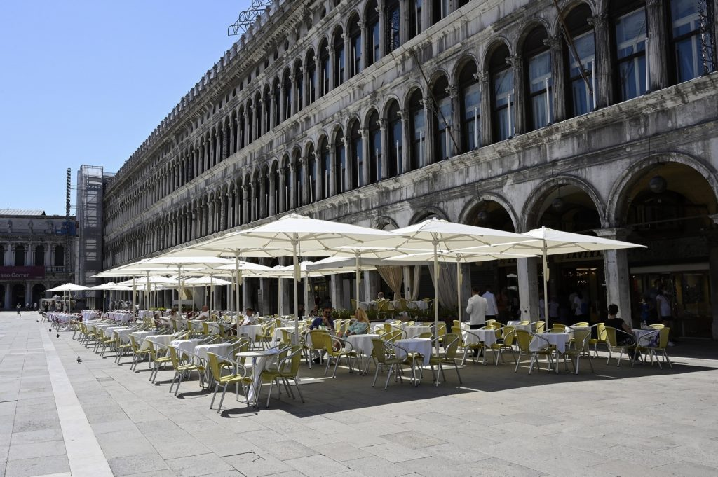 Place Saint Marc Venise