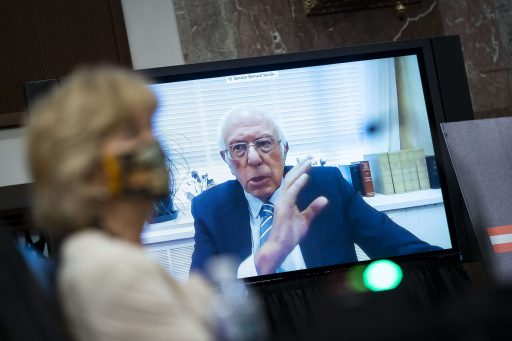 Bernie Sanders wil belasting van 60 procent op geld dat 467 miljardairs sinds begin coronacrisis verdienden