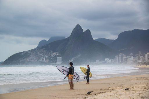 Les plages de Rio resteront fermées tant qu'il n'y aura pas de vaccin